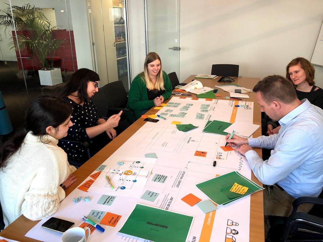 Design Thinking cursus